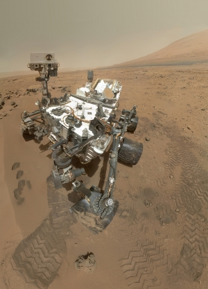 Марсоход Curiosity (wikipedia.org)
