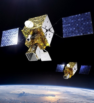«Роскосмос» или ESA поможет «Thales Group» (Изображение — asdnews.com)